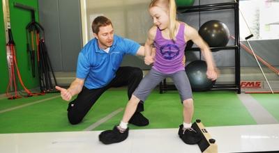 8-Week Injury Prevention Figure Skating Program at The Micheli Center!